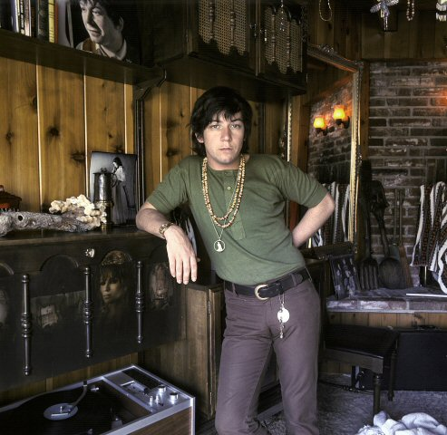 Eric Burdon Fine Art Print from Eric Burdon's Home : 16x20 C-Print Matted & Signed