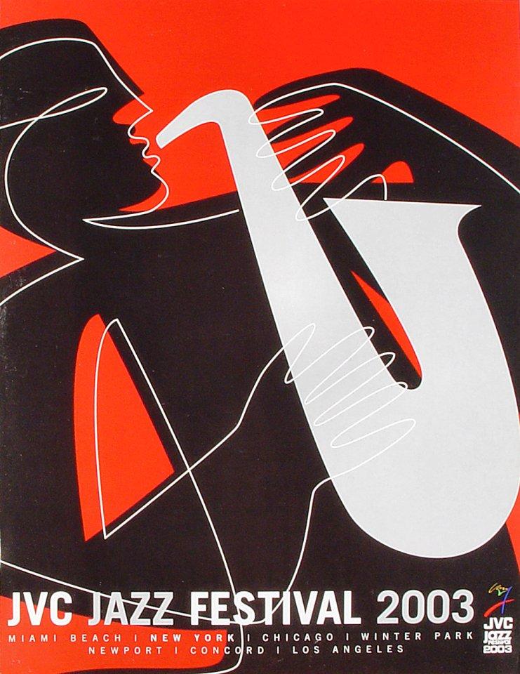 "Bill Charlap Program from Carnegie Hall on 15 Jun 03: 8 1/4"" x 11 3/4"""