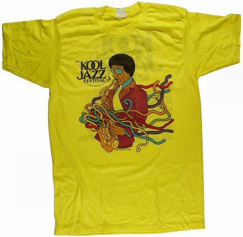 Jules Broussard Men's Vintage T-Shirt from Claremont Resort Hotel on 02 Nov 82: Large