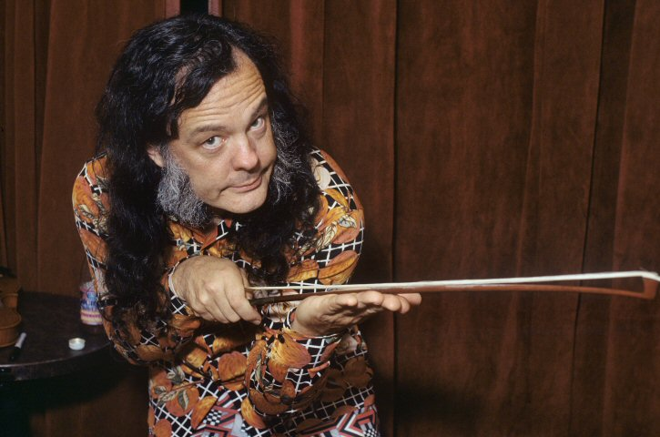 David Lindley BG Archives Print from Fillmore Auditorium on 27 Apr 94: 16x20 C-Print
