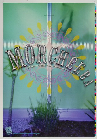 "Morcheeba Proof from Fillmore Auditorium on 28 Aug 98: 14"" x 20"""