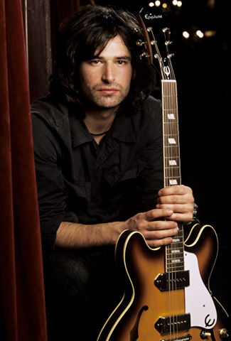 Pete Yorn BG Archives Print from Fillmore Auditorium on 06 Nov 01: 11x14 C-Print