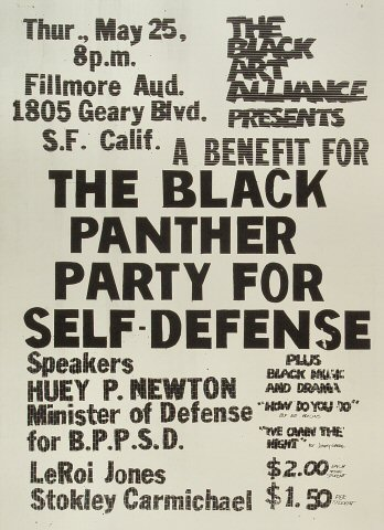 A role and history of black panther party founded by huey p newton and bobby g seale