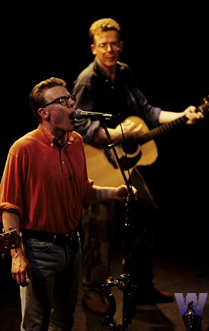 The Proclaimers BG Archives Print from Fillmore Auditorium on 02 Aug 94: 11x14 C-Print