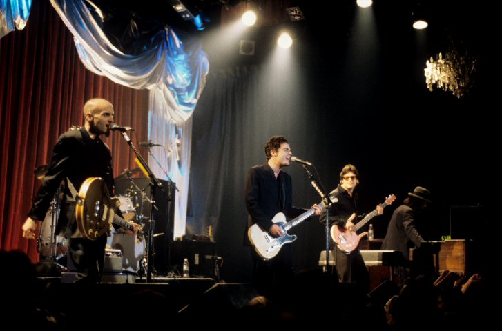 The Wallflowers BG Archives Print from Fillmore Auditorium on 30 Mar 97: 11x14 C-Print