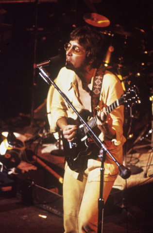 John Lennon Fine Art Print from Fillmore East on 05 Jun 71: 11x14 C-Print
