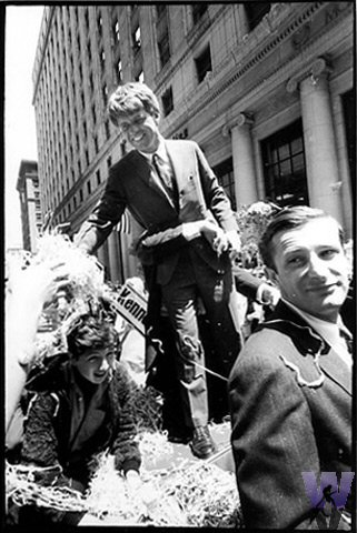 Robert F. Kennedy Fine Art Print from City of San Francisco : 11x14 C-Print Signed