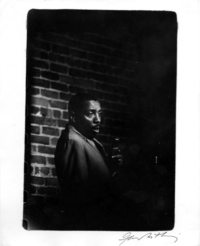 Dick Gregory Premium Vintage Print from Hungry I : 8x10 RC Print Signed
