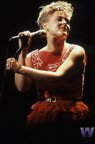 Belinda Carlisle BG Archives Print from Greek Theatre on 14 Aug 82: 16x20 C-Print