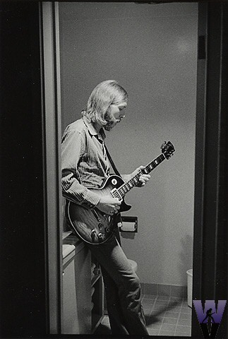 Duane Allman Fine Art Print from Holiday Inn : 11x14 SG Matted & Signed