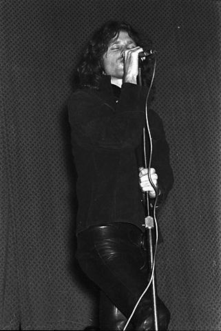 Jim Morrison Fine Art Print  : 11x14 Silver Gelatin