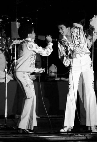 The Jackson 5 Fine Art Print  : 16x20 Silver Gelatin