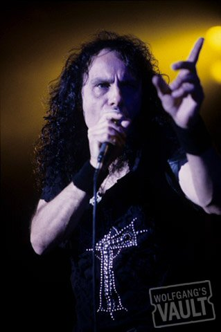 Ronnie James Dio Fine Art Print  : 16x20 C-Print