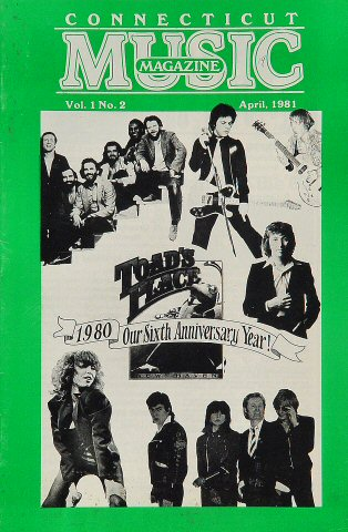 .38 Special Magazine from New Haven on 01 Apr 81: Magazine