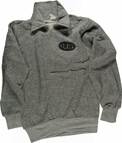 Outlaws Men's Vintage Sweatshirts from Oakland Coliseum Arena on 26 Jan 80: Large
