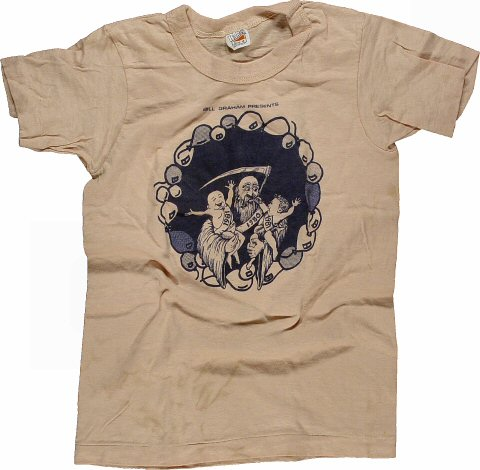 George Benson Kid's Vintage T-Shirt from Oakland Coliseum Arena on 31 Dec 80: Medium