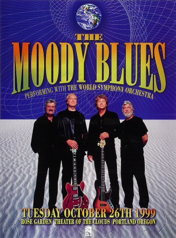 moody blues tickets artist