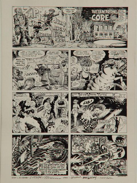 Jab comics free