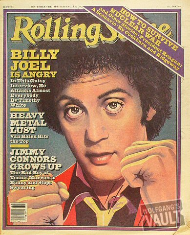 RS325 RS My FAVE Billy Joel song