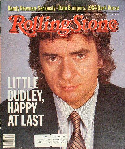Dudley Moore Rolling Stone Magazine  on 31 Mar 83: Magazine