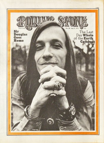 Doug Sahm Rolling Stone Magazine  on 08 Jul 71: Magazine