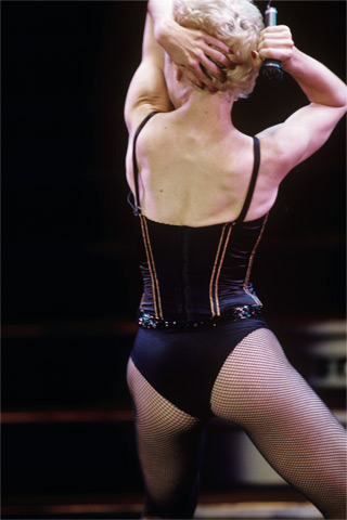 Madonna BG Archives Print from Shoreline Amphitheatre on 20 Jul 87: 16x20 C-Print