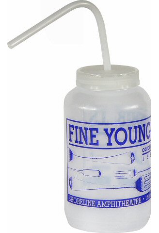 Fine Young Cannibals H2O Bottle from Shoreline Amphitheatre on 13 Oct 89: Waterbottle