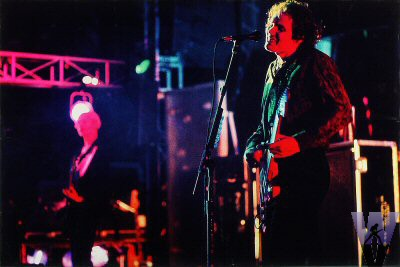 Billy Corgan Vintage Print from Shoreline Amphitheatre on 27 Aug 94: 20x30 C-Print Laminated