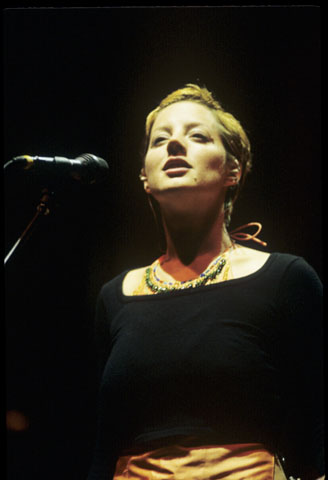 Sarah McLachlan BG Archives Print from Shoreline Amphitheatre on 24 Jun 98: 16x20 C-Print
