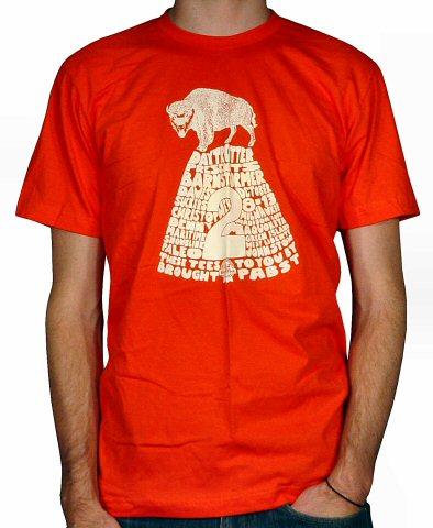 Dawes Men's Retro T-Shirt from Turner Hall on 08 Oct 09: Medium