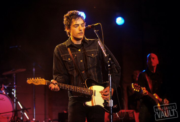 The Wallflowers BG Archives Print from Mountain Winery on 26 Jun 01: 16x20 C-Print