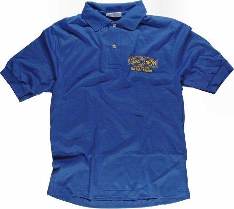 Julian Lennon Men's Vintage T-Shirt from Warfield Theatre on 06 May 85: Medium