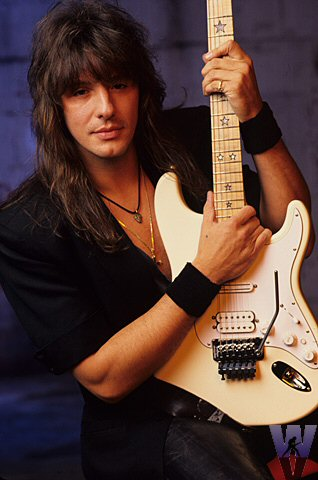 Richie Sambora BG Archives Print from Warfield Theatre on 13 Nov 91: 11x14 C-Print