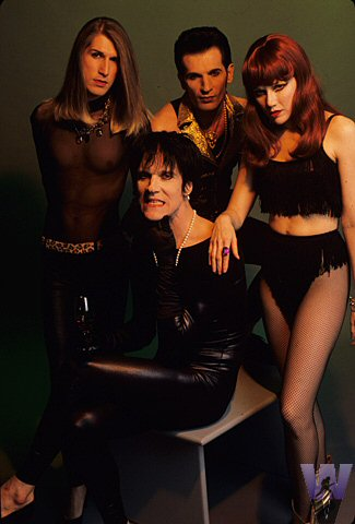 The Cramps BG Archives Print from Warfield Theatre on 21 Mar 92: 11x14 C-Print
