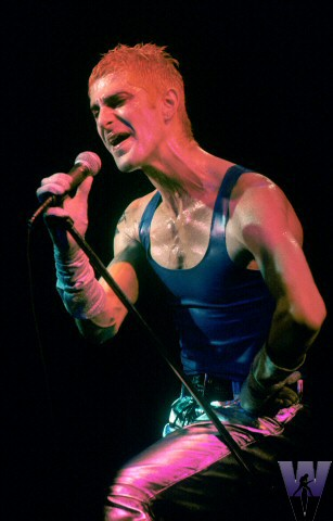 Perry Farrell BG Archives Print from Warfield Theatre on 28 May 93: 11x14 C-Print
