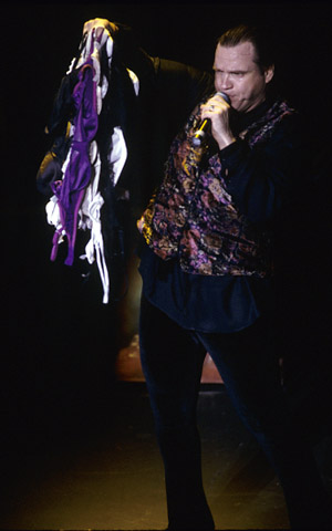 Meat Loaf BG Archives Print from Warfield Theatre on 16 Aug 94: 16x20 C-Print