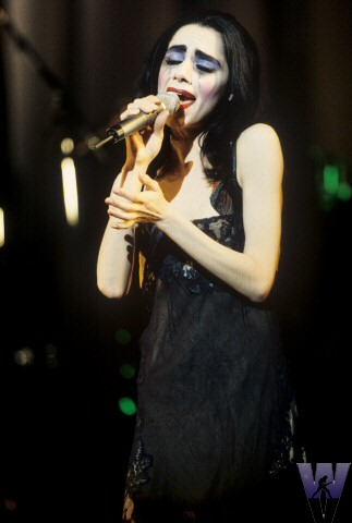 PJ Harvey BG Archives Print from Warfield Theatre on 19 May 95: 16x20 C-Print