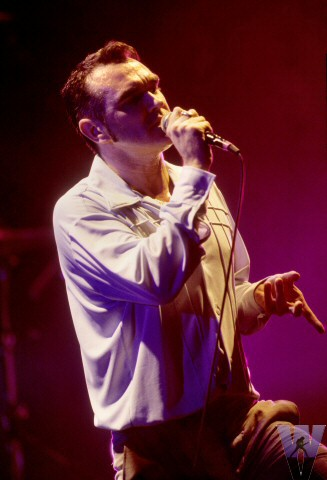 Morrissey BG Archives Print from Warfield Theatre on 08 Oct 97: 11x14 C-Print