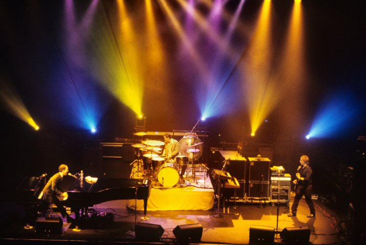 Ben Folds Five BG Archives Print from Warfield Theatre on 13 Jun 99: 16x20 C-Print
