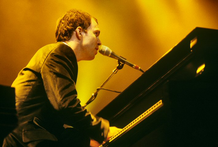 Ben Folds BG Archives Print from Warfield Theatre on 13 Jun 99: 11x14 C-Print