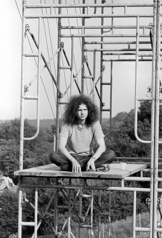 Bert Sommer Fine Art Print from Woodstock on 15 Aug 69: 11x14 Silver Gelatin