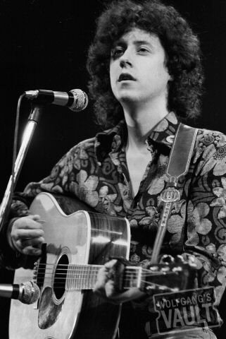 Arlo Guthrie Fine Art Print from Woodstock on 15 Aug 69: 11x14 Silver Gelatin