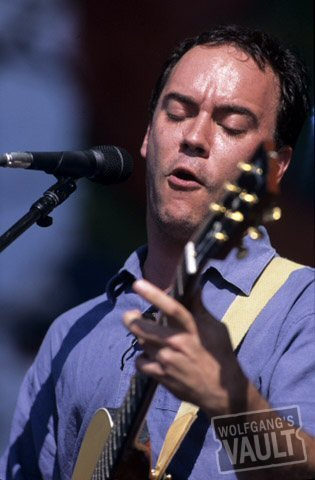Dave Matthews Fine Art Print from Winston Farm on 12 Aug 94: 16x20 C-Print