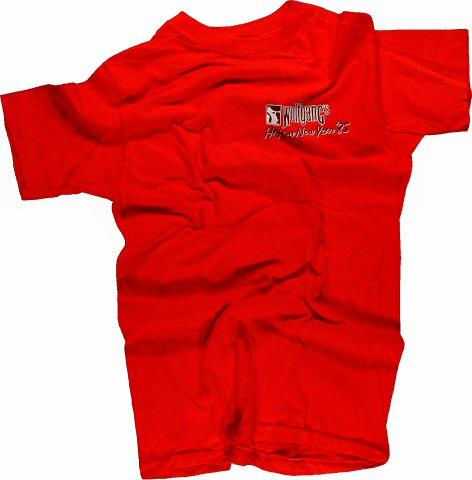 Junior Walker Men's Vintage T-Shirt from Wolfgang's on 31 Dec 84: Medium