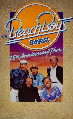 """The Beach Boys Poster  : 21"""" x 34"""""""