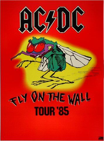 "AC/DC Poster  : 22"" x 30"""