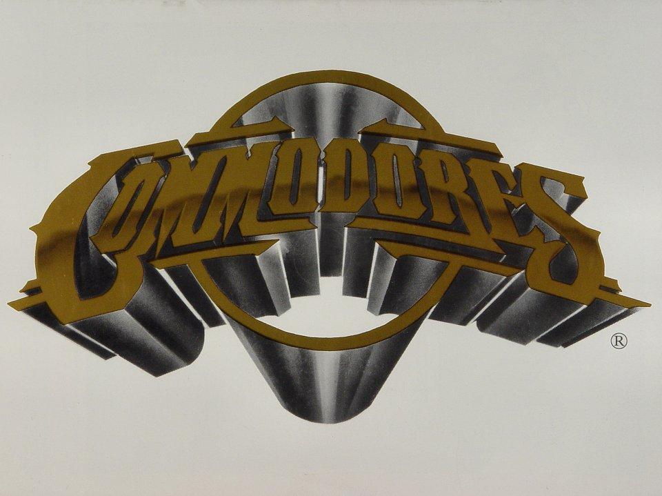 "The Commodores Program  : 10 1/2"" x 14"""