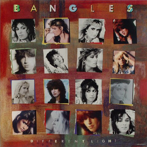 "The Bangles Poster  : 23"" x 23"""