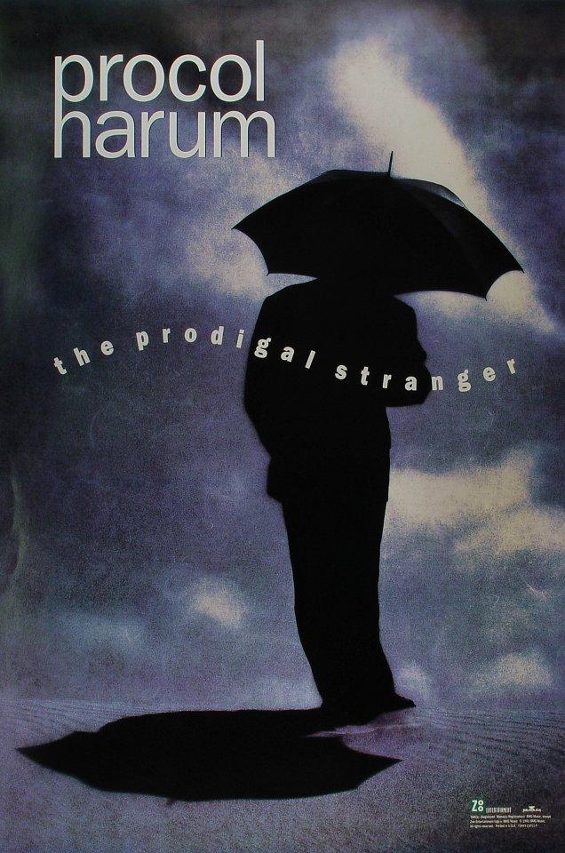 "Procol Harum Poster  : 24"" x 36"""