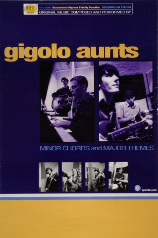 "Gigolo Aunts Poster  : 16"" x 24"""
